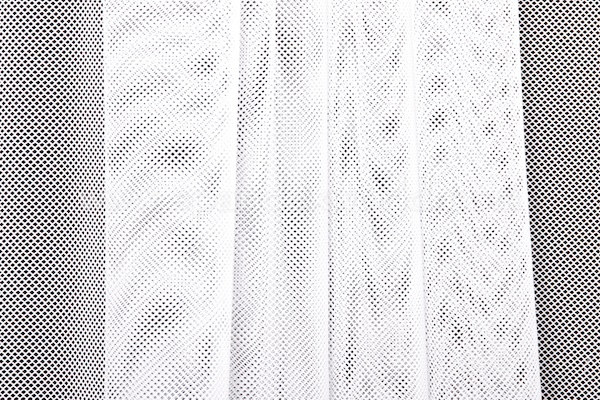 Small Hole Fishnet (White)
