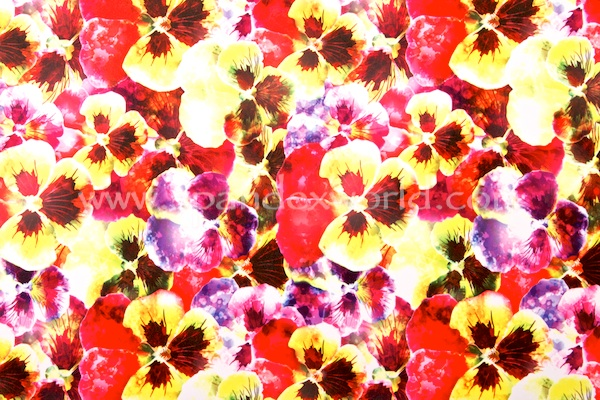 Floral Prints (Red/Yellow/Purple/Multi)