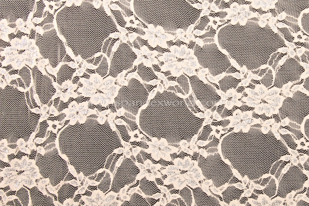 Stretch Lace (Light Nude)
