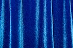 2 Way Stretch Solid Velvet (Royal)