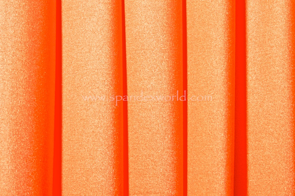 Regular Spandex (Neon Orange)