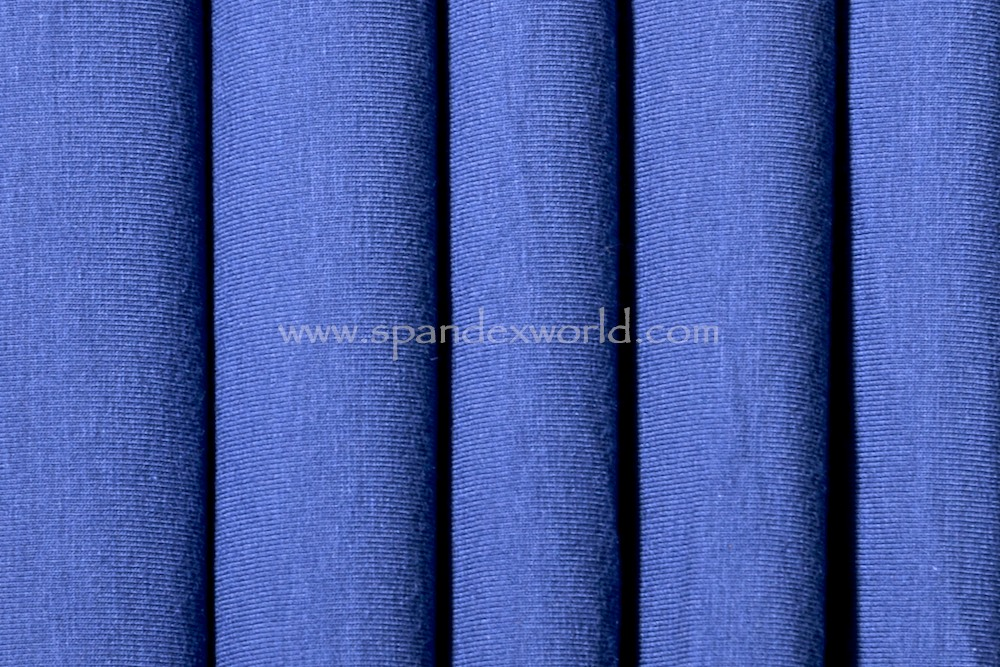 Cotton Lycra® (Royal Blue)(Medium-weight)
